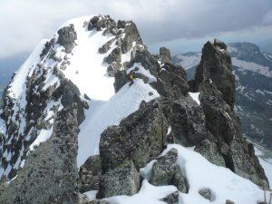 Cresta Salenques-Tempestades